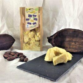 beurre de cacao naturel