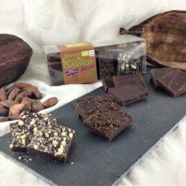 "Boite de dégustation de Chocolat bio 75% ""Classico"""