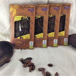 Les 4 tablettes Nature et épices